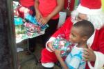 Christmas Fun Day for the Christian Union Primary School a Success